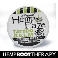 Hemp-EaZe™ TATTOO BALM - Pocket Size