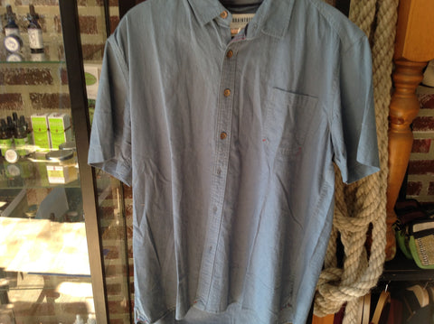 BrainTree - Men's Button Down Shirt Short Sleeve