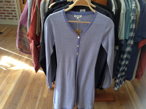 BrainTree - Button Down Cardigan