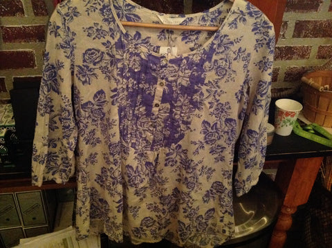 BrainTree - Women's Top Floral