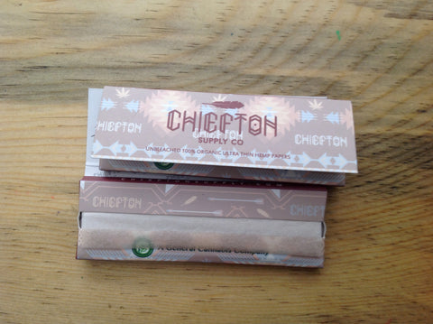 Chiefton Supply Co - Rolling Papes