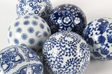 Porceline floating balls medium