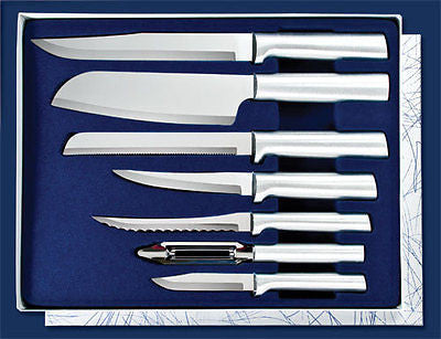 Knife & Peeler Gift Set  S38 The Starter  7 items