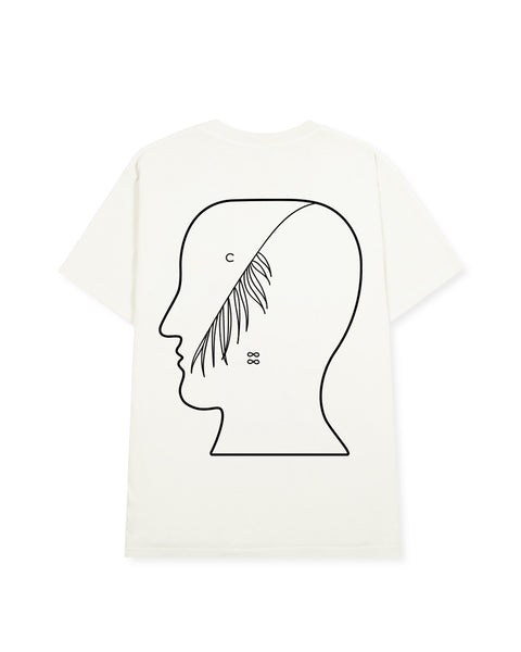 Actress T-shirt - White