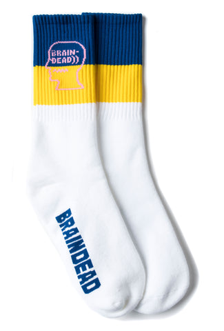 Logo Head Socks