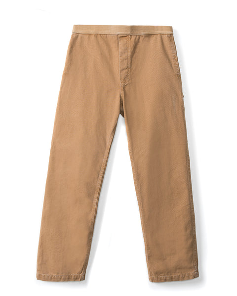 Hard/Software Velcro Carpenter Pant - Washed Duck - Brain Dead