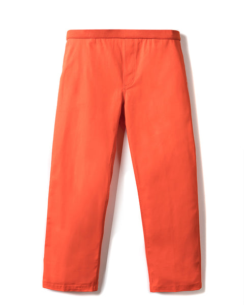 Hard/Software Velcro Carpenter Pant - Orange Canvas