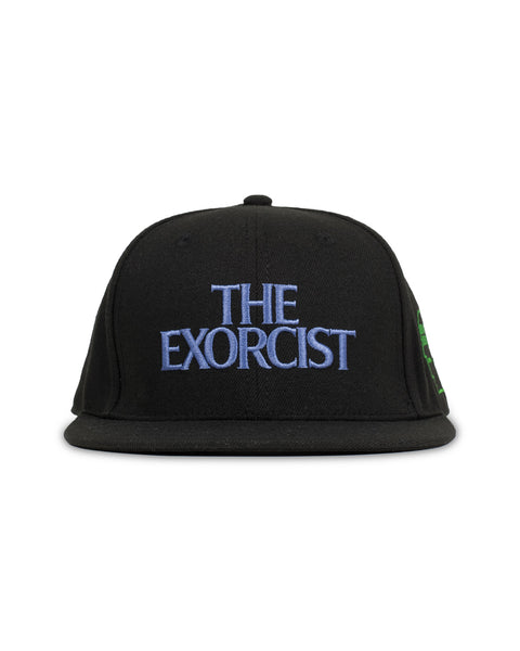 The Exorcist X Brain Dead Snapback - Black