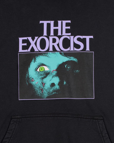 The Exorcist X Brain Dead Hooded Sweatshirt - Black