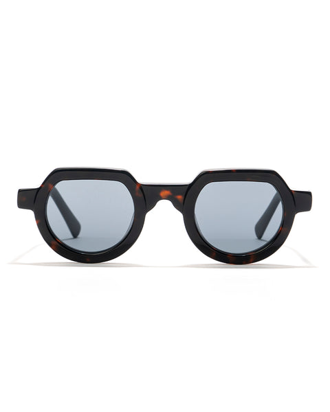 Tani Post Modern Primitive Eye Protection - Tortoise-Black/Black