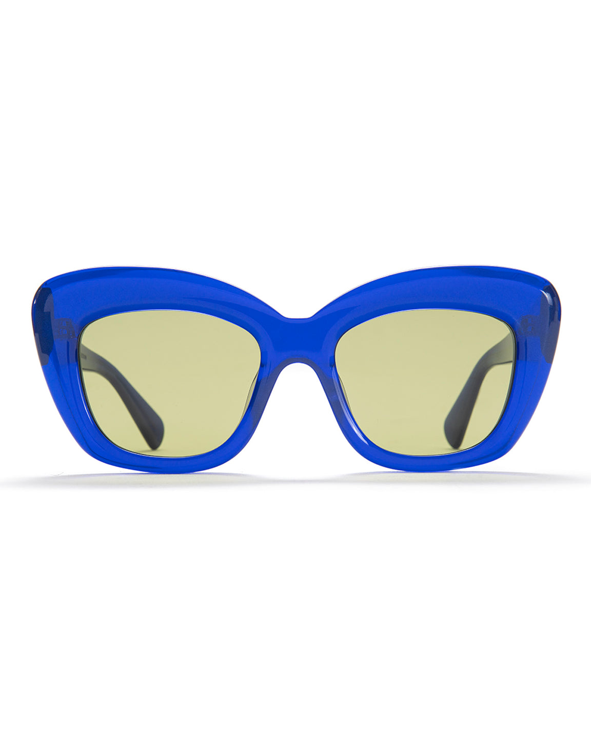 Chibi Sunglasses - Translucent Blue - Brain Dead