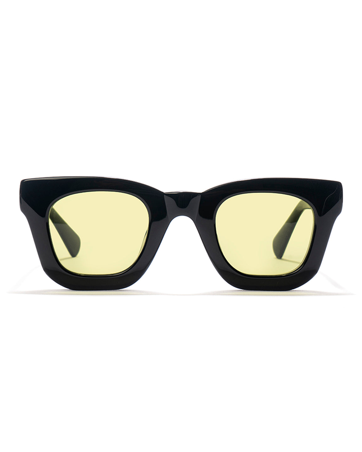 Elia Post Modern Primitive Eye Protection - Black/Black