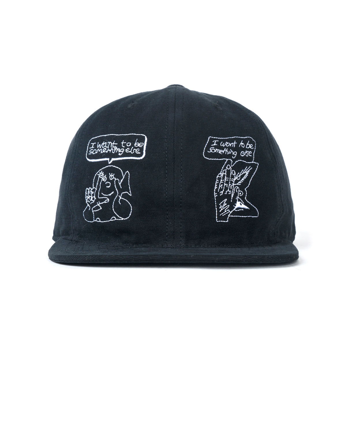 Leon Sadler Strap Back Hat - Black