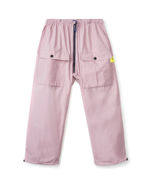 Nylon Flight Pant - Faded Pink