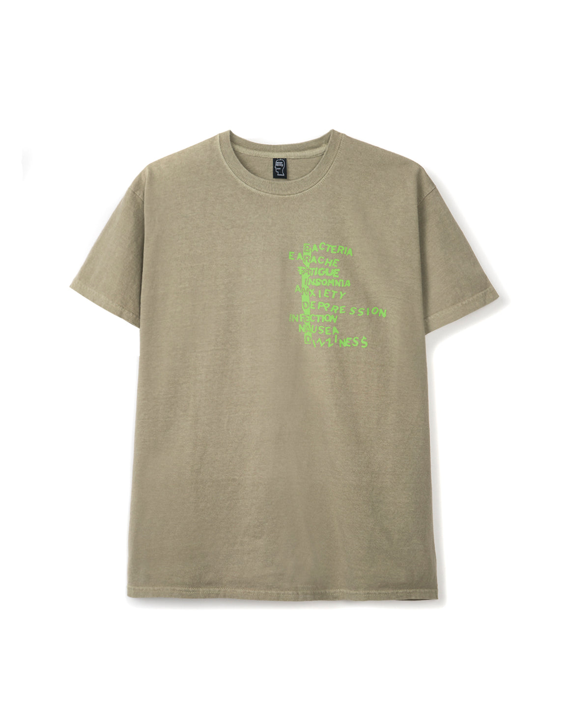 Heatwave T-shirt - Natural