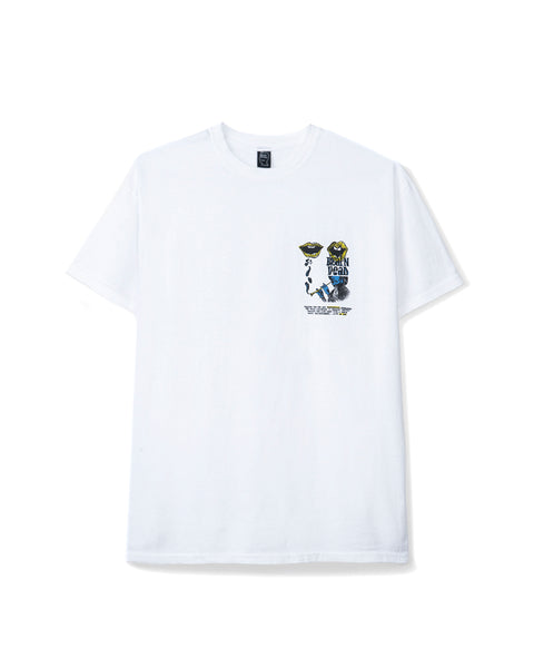Invasion T-shirt - White