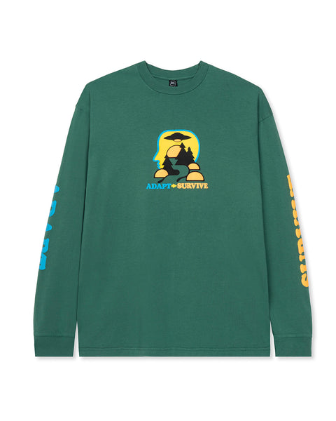 Adapt/Survive Long Sleeve Shirt - Green