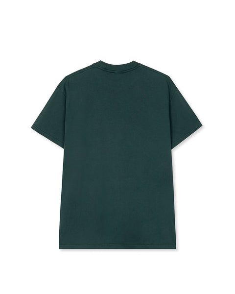 Brain Vision T-Shirt - Forest Green