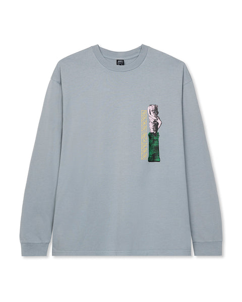 Off World Research Long Sleeve Shirt - Light Blue