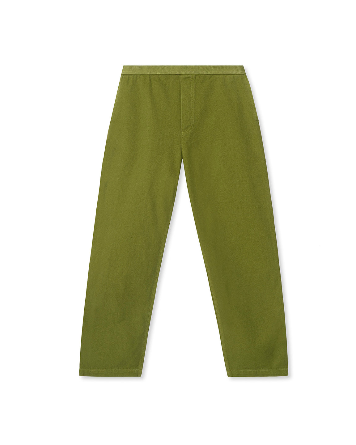 Washed Hard Ware/ Soft Wear Carpenter Pant - Moss