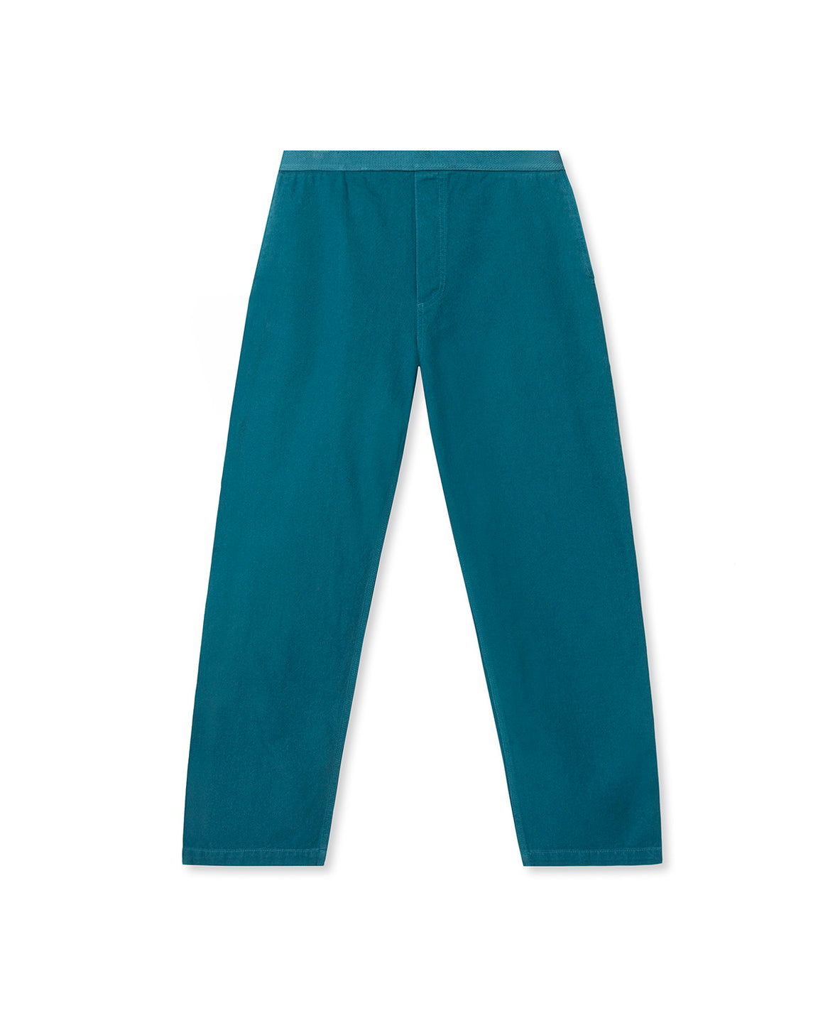 Washed Hard Ware/ Soft Wear Carpenter Pant - Teal