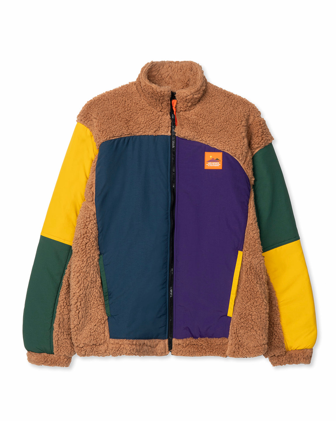 Runners Jacket - Multi