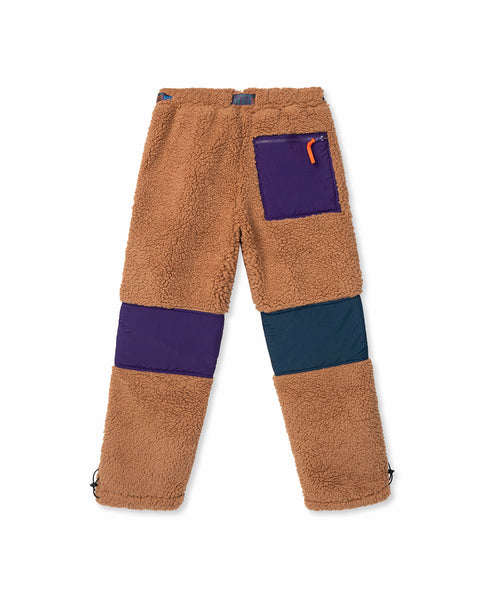 Runners Pant - Brown Multi