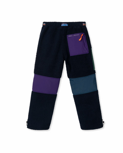 Runners Pant - Navy Multi