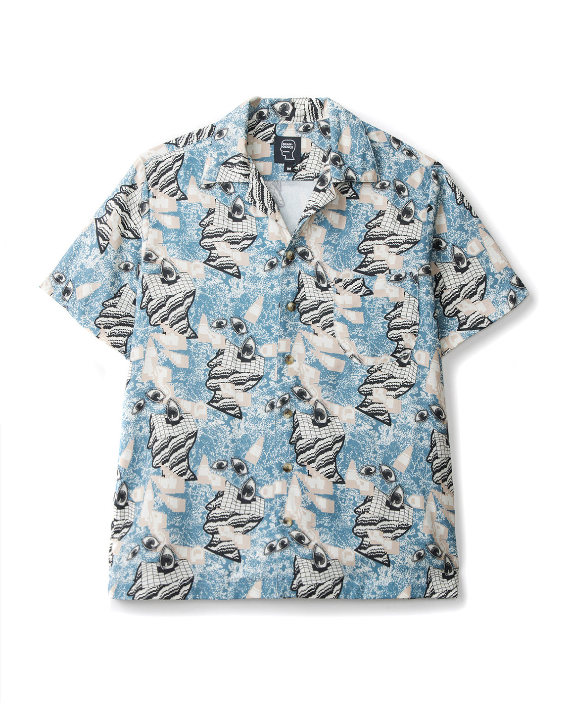 Rayon Hawaiian Shirt - Surreal
