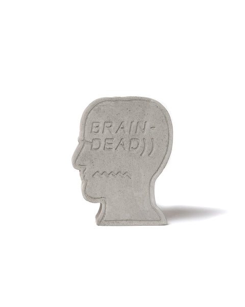 Logo Head Incense Burner - Brain Dead Equipment - inside