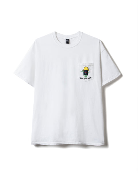Magma x Brain Dead Short-sleeve Tee - White