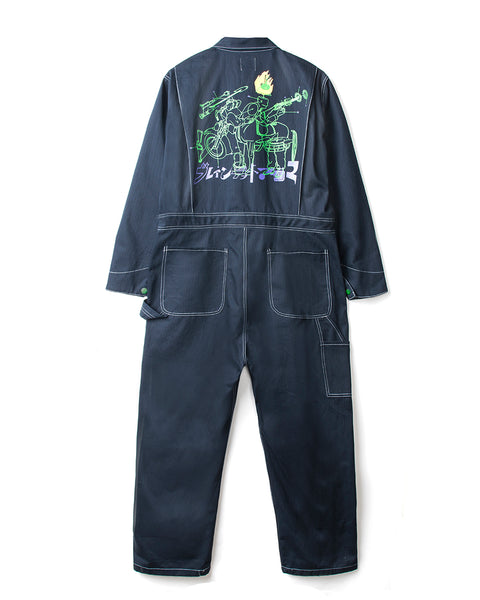 Magma x Braindead Coveralls