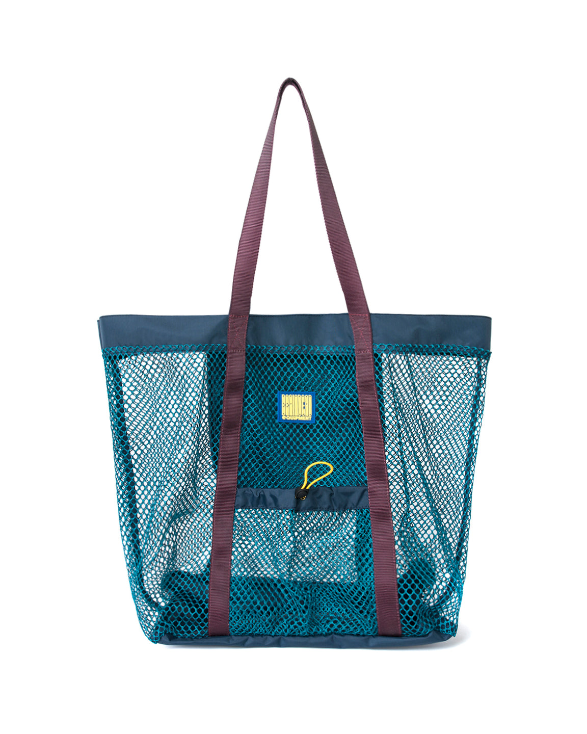 Mesh Tote Bag - Acqua - Brain Dead