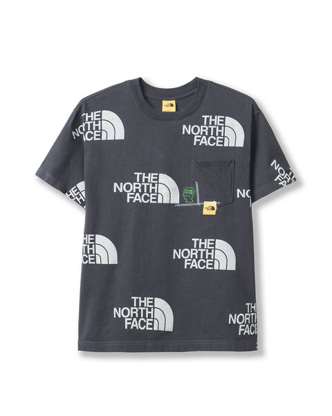 Brain Dead x The North Face Pocket T-shirt - Moonlight Ivory