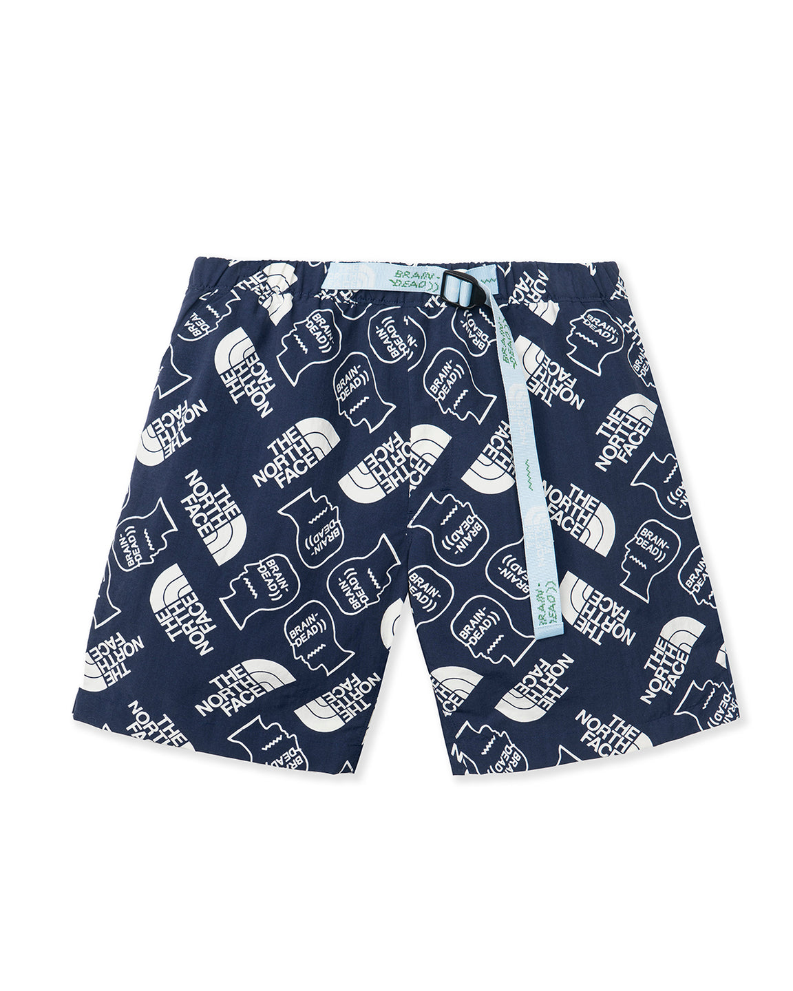 The North Face x Brain Dead Baggy Climber Short - Navy