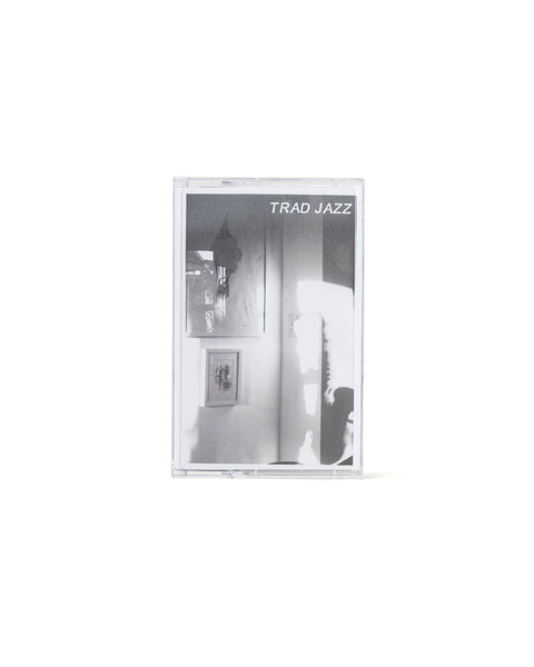 Onyx Collective 'TRAD JAZZ' Cassette Tape - Silver