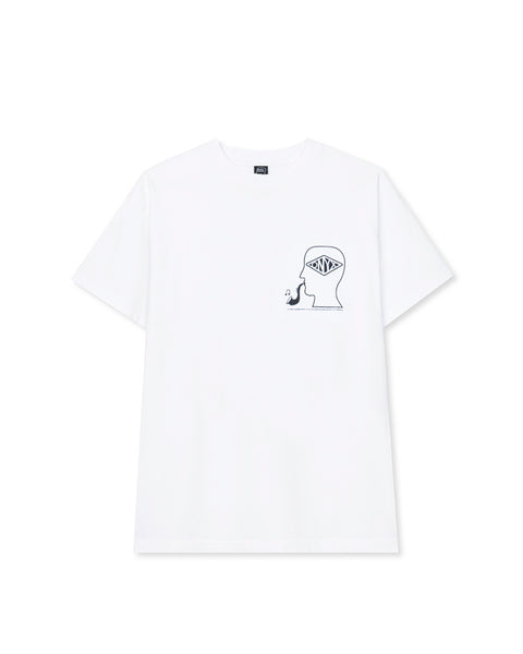 Brain Dead x Onyx Collective Polluted Minds T-Shirt - White