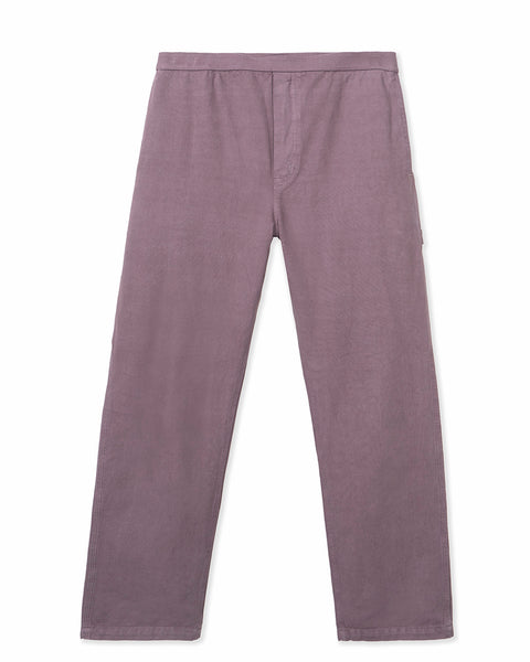 Washed Hard/Software Wear Carpenter - Plum