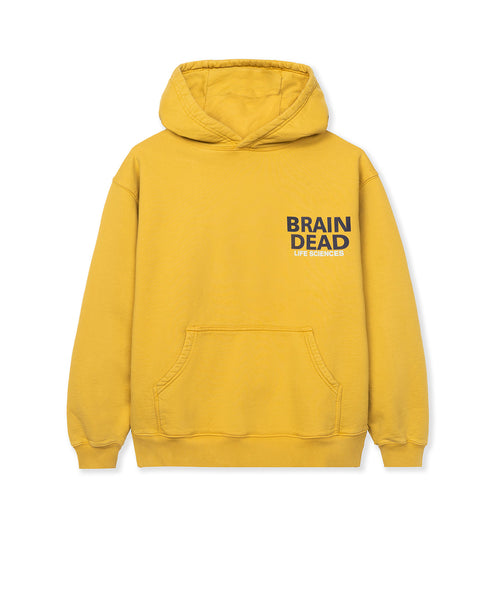 Break Through Hoodie - Yellow