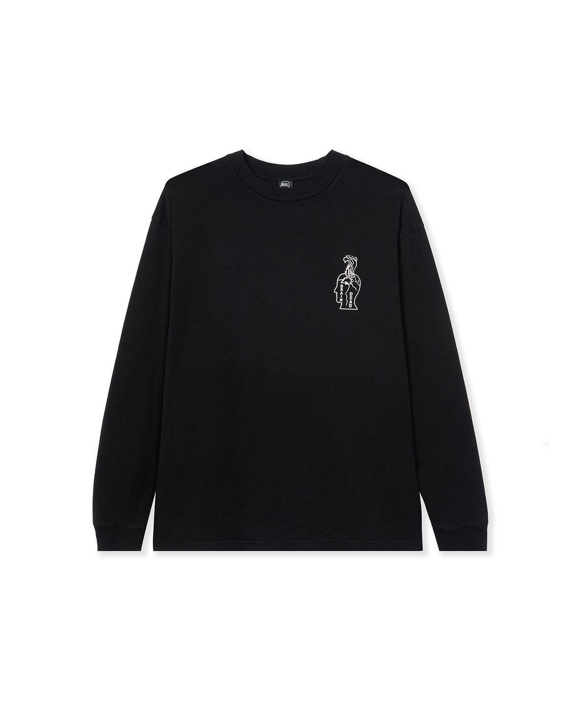 Struggles Long Sleeve - Black