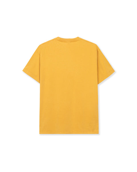Candles T-Shirt - Yellow