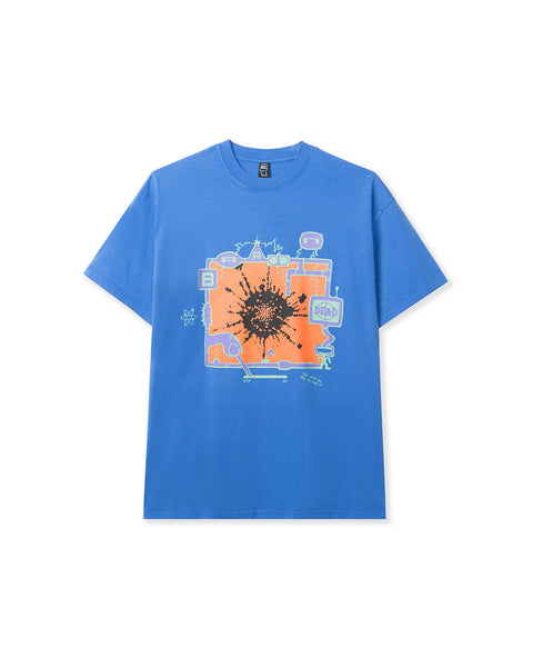 Killswitch T-Shirt - Blue