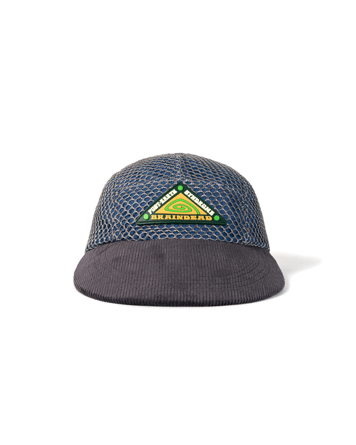 Post Earth Syndrome Fisherman Hat - Charcoal Multi