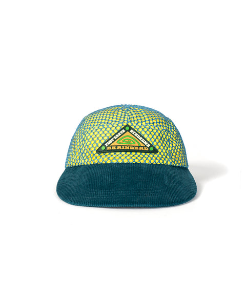 Post Earth Syndrome Fisherman Hat - Yellow Multi