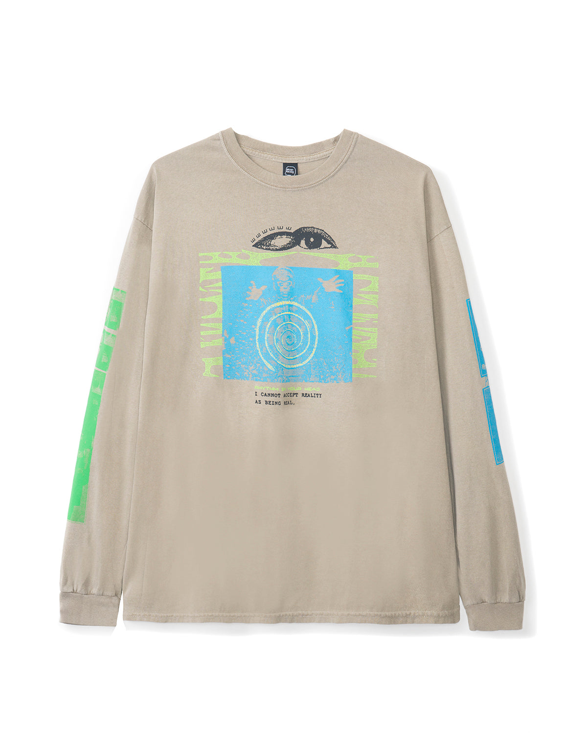 Sunhead Long Sleeve Tee - Natural