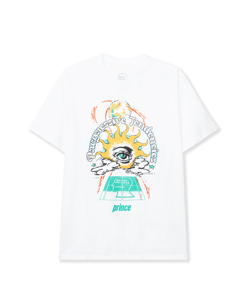 Prince Progressive T-shirt - White
