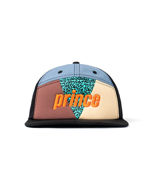 Prince x Brain Dead Paneled Hat - Multi