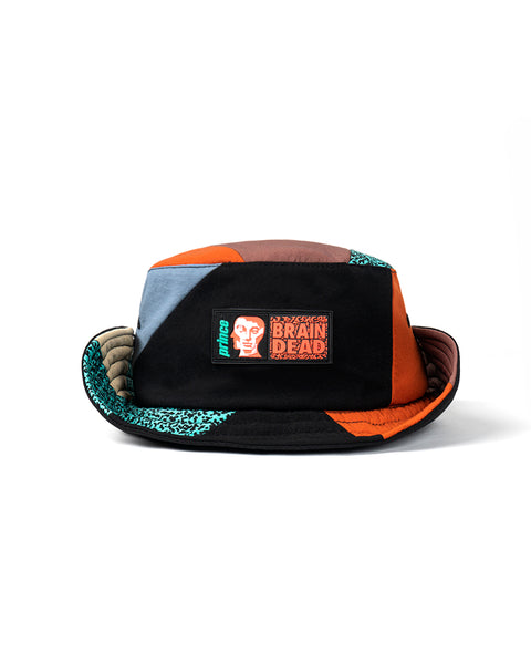 Prince x Brain Dead Pieced Bucket Hat - Multi