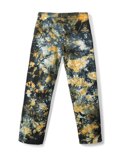 Hard/Software Velcro Carpenter Pant - Ice Dye front - Brain Dead