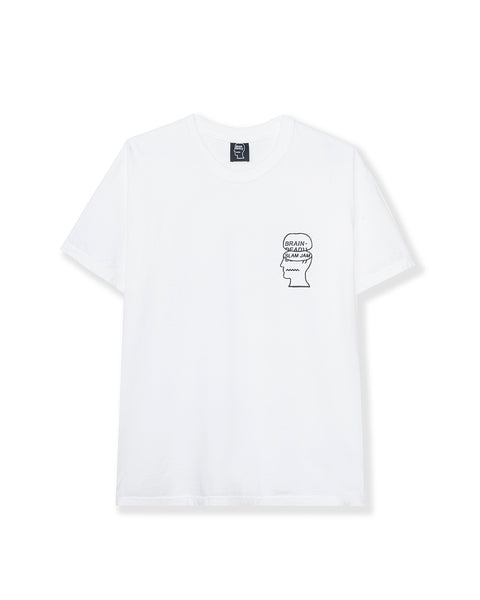 Slam Jam Slice T-shirt - White